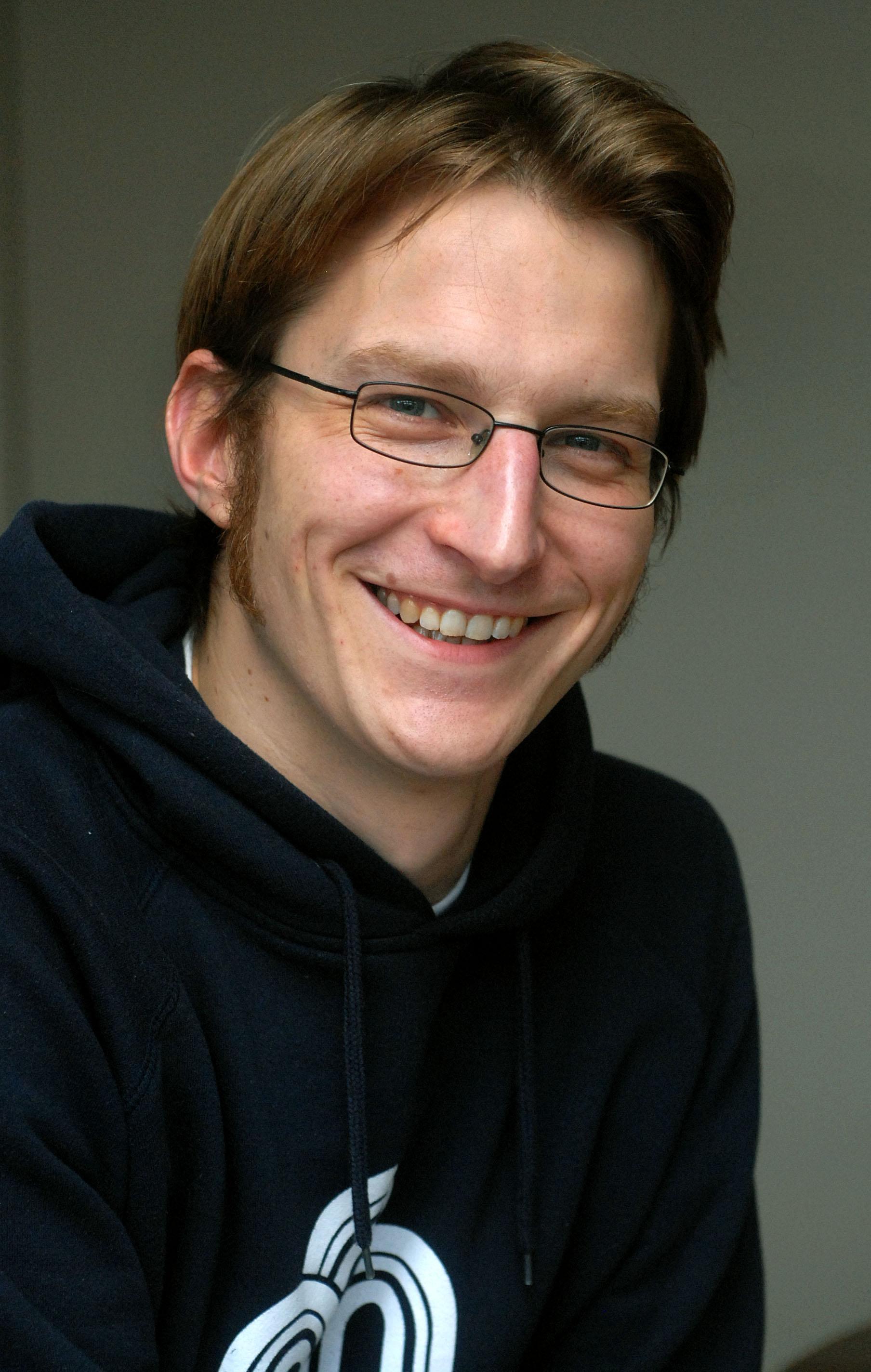 Robert Krülle, Kreiszeitung (mit neuer Brille)